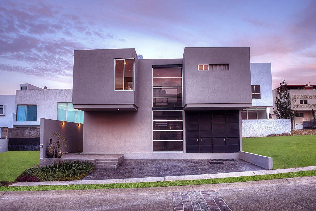 Casa con contenedores en Guadalajara