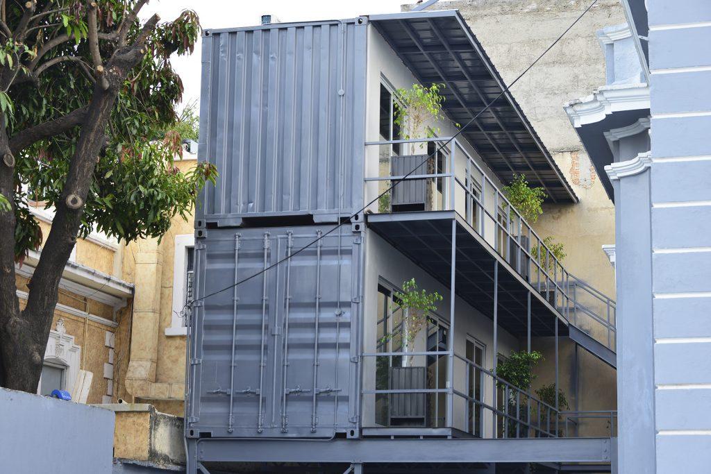 Arquitectura con contenedores en Guadalajara