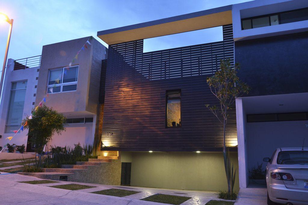 Proyecto arquitectónico moderno